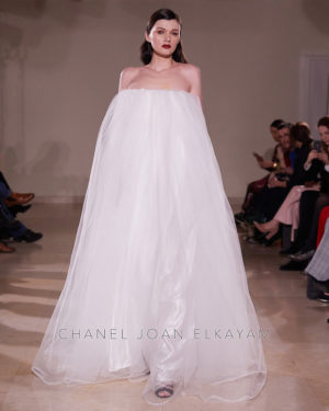 Bridal Puff Gown